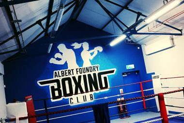 Albert Foundry Boxing Wall 2