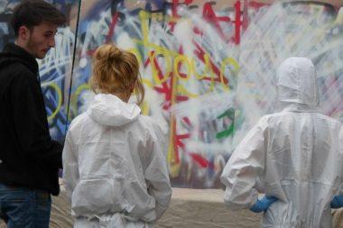 Graffiti Workshops Belfast 11