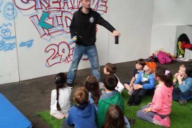 Graffiti Workshops Belfast 15