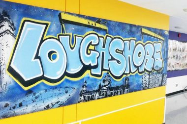 Graffiti Workshops Belfast 2