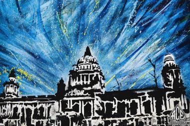 City Hall Canvas