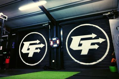Gain Forth Logo Shutter 3