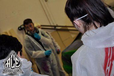 Graffiti Workshops Belfast 10
