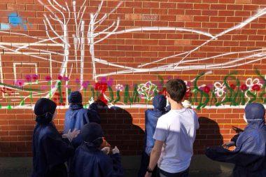 Graffiti Workshops Belfast 12