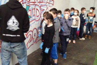 Graffiti Workshops Belfast 14