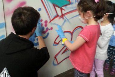 Graffiti Workshops Belfast 5