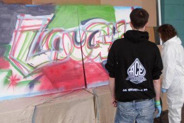 Graffiti Workshops Belfast 8