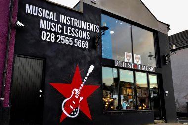 Red Star Music Ballymena