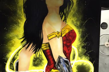 Wonder Woman Gainforth