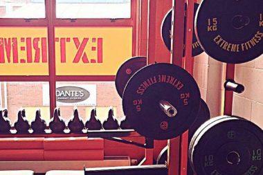 Extreme Gym Equipment